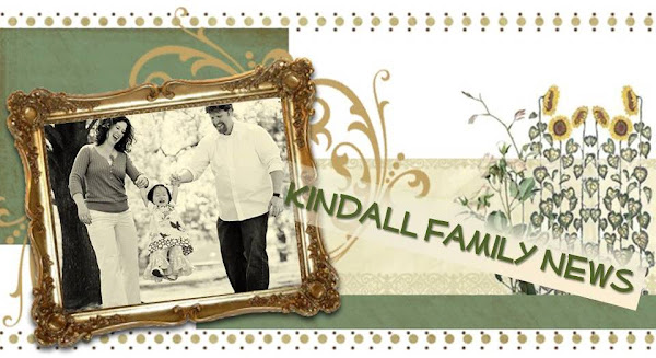 Kindall Family News