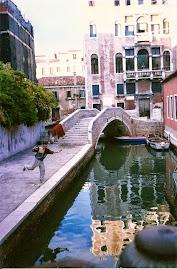Jeovah no canal de Veneza.