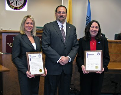 Somerset County, NJ Women of the Year 2008