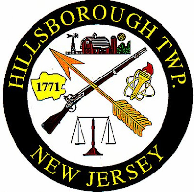 Hillsborough NJ original seal