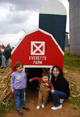 Everett's Family Farm 2003