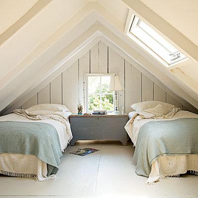 De gode ting i livet: inspirasjon til et vårlig soverom!