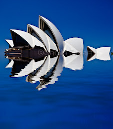 Abstract of Sydney Opera House