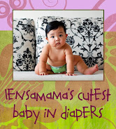 lensaMama's Cutest Baby in Diapers