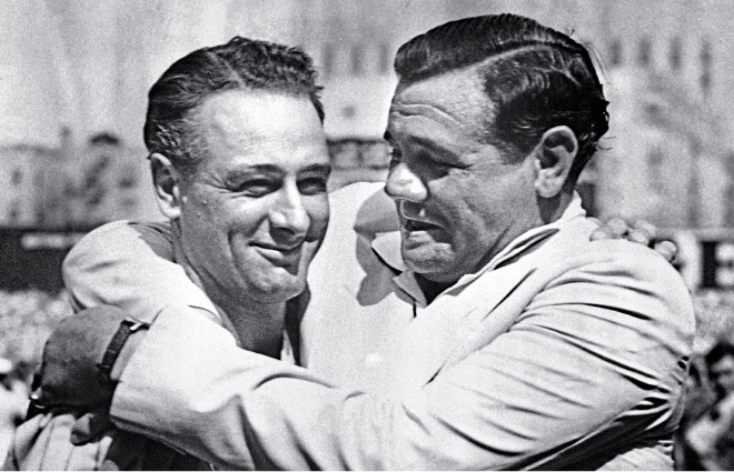 Great Speeches Lou Gehrig