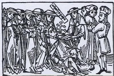 Papisa Joana, Bocaccio, Acerca de nobres senhores, Augsburg, 1479.