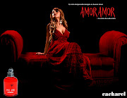 Campaña publicitaria Amor Amor by Cacharel (amor amor copia)