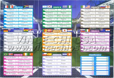 Calendario+mondiali+2010 Guardare i Mondiali di calcio 2010 gratis in diretta streaming sul tuo pc. Stampa il calendario partite.