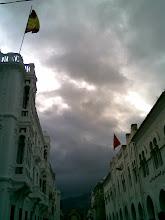 Instituto Cervantes e instituto de Educación Secundaria en Tetuán.Marruecos.