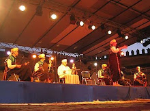 Músicos del Rif Yebala.