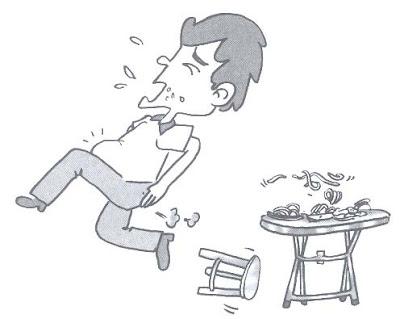 วิธีการรักาาอาการท้องเสีย