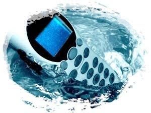 เทคนิคการซ่อมมือถือที่ตกน้ำ