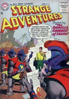 Strange Adventures #69