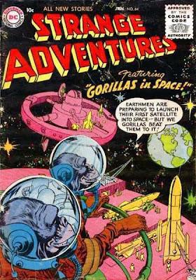 Strange Adventures #64