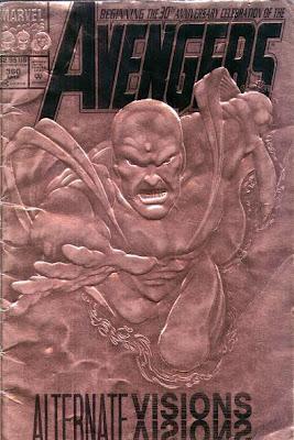 Avengers #360