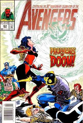 Avengers #361