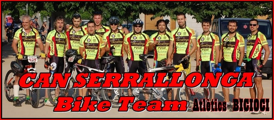 Can Serrallonga Bike Team - Atlètics BICIOCI