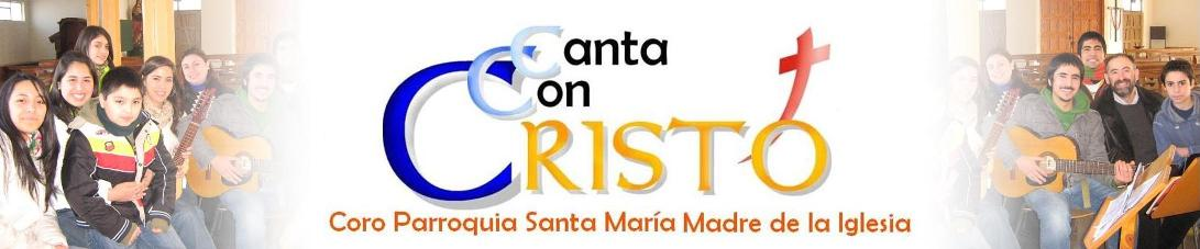 Canta con Cristo