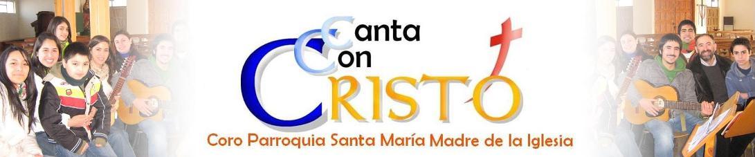Canta con Cristo