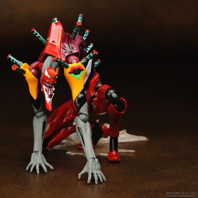 N°090 - Eva 02 Beast Mode 10