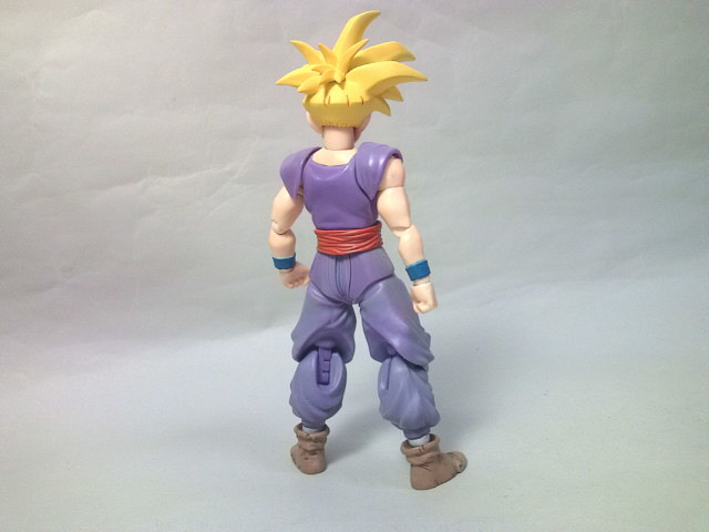 Review s h figuarts super saiyan son gohan available - Son gohan super saiyan 4 ...