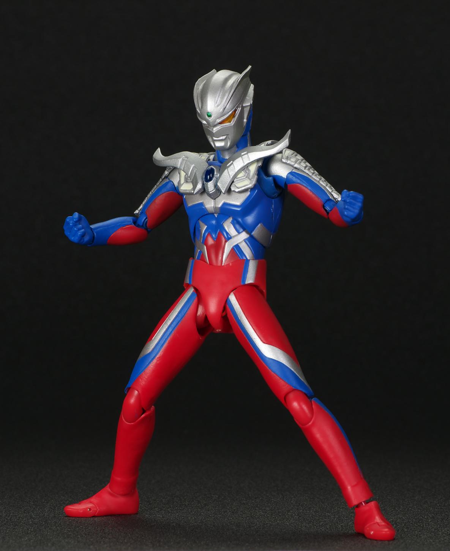 Review: Ultra Act – Ultraman Zero, Hi Res Images   GUNJAP