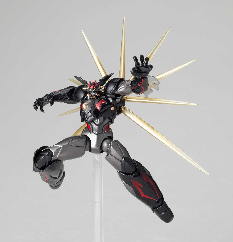 Revoltech N99 Getter Robo Ark Black Ver 1