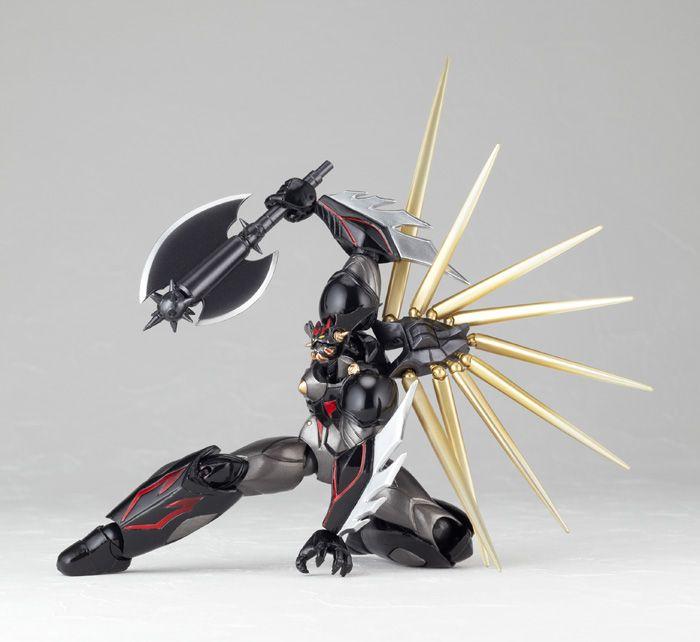 Revoltech N99 Getter Robo Ark Black Ver 4