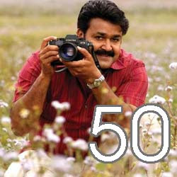 Mohanlal turns 50