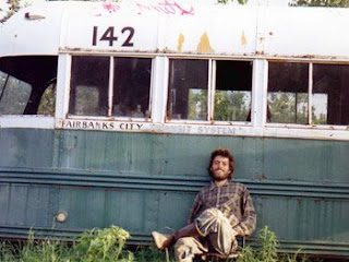 Christopher McCandless aka Alex Supertramp