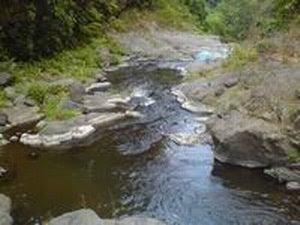 Air Terjun Carat, Kelampuak Desa Tamblang