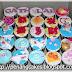 Chinese New Year 2009 Cupcakes from Penang Cakes - Evadis Cupcakes !!