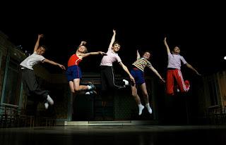 Aurore Taupin Blog A-List Billy Elliot