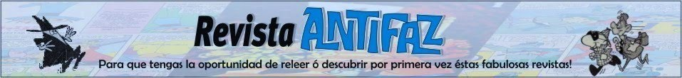 REVISTA ANTIFAZ