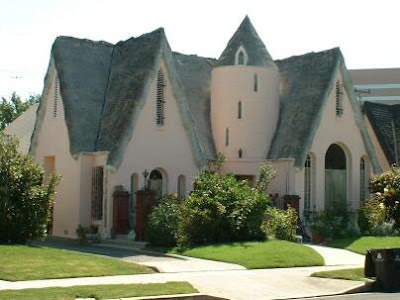 A vintage chic some stamping storybook houses and a for Storybookhomes com