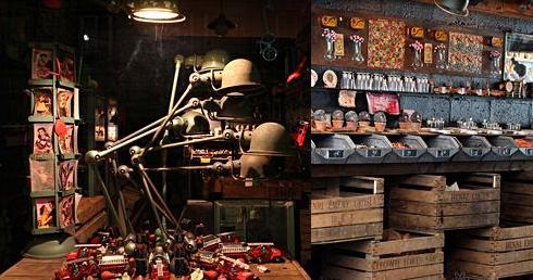 Tomb es du camion boutique vintage paris 18e bons plans sorties paris - Boutique brocante paris ...