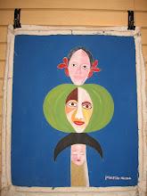 Totem Pole by Mona