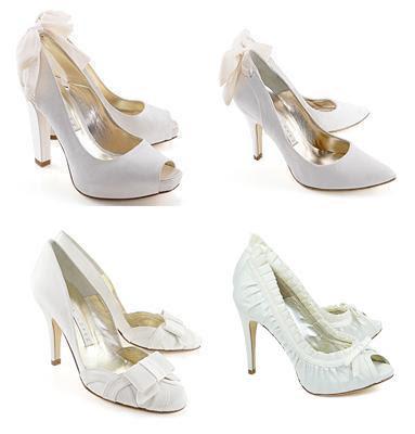 zapatos de novia en internet - canal chic