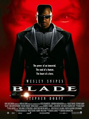 Blade Cazavampiros 1 1998 DVDRip Latino HD Mega