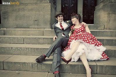 Dotty Spotty Polka Dot Madness Inspiration ~ UK Wedding Blog ~ Whimsical Wonderland Weddings