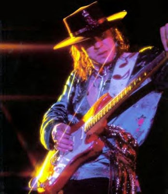 Texas Flood Is An Electric Blues Album Released In 1983 By Guitarist Stevie Ray Vaughan And His Band Double Trouble