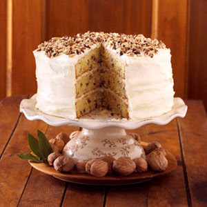 Old Fashioned Hickory Nut Cake Recipe