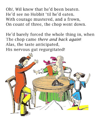 """How I Missed """"The Hobbit"""": A Cautionary Tale for Children"""