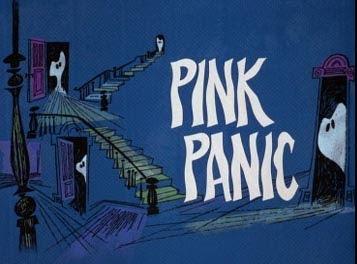 Pink Panic (The Pink Panther, 1967)
