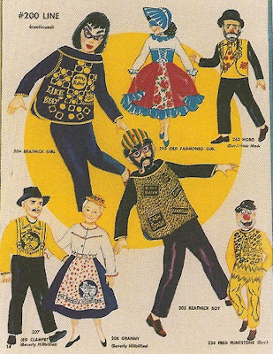 look through the latest costume catalogs and to get ideas before going to the store the selection can be quite if you havenu0027t