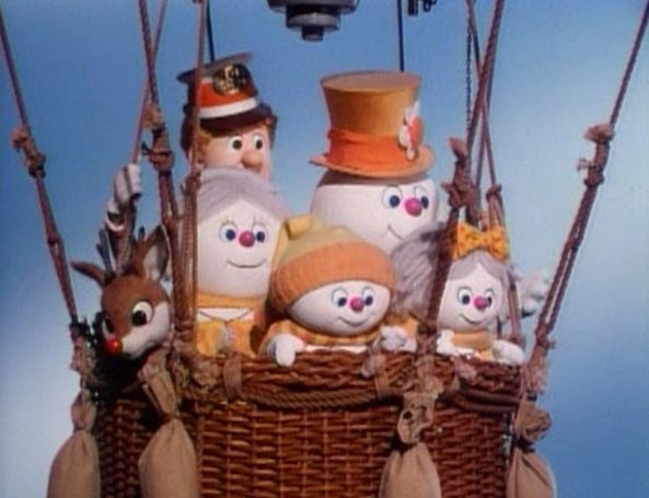rudolph and frosty's christmas in july reviews