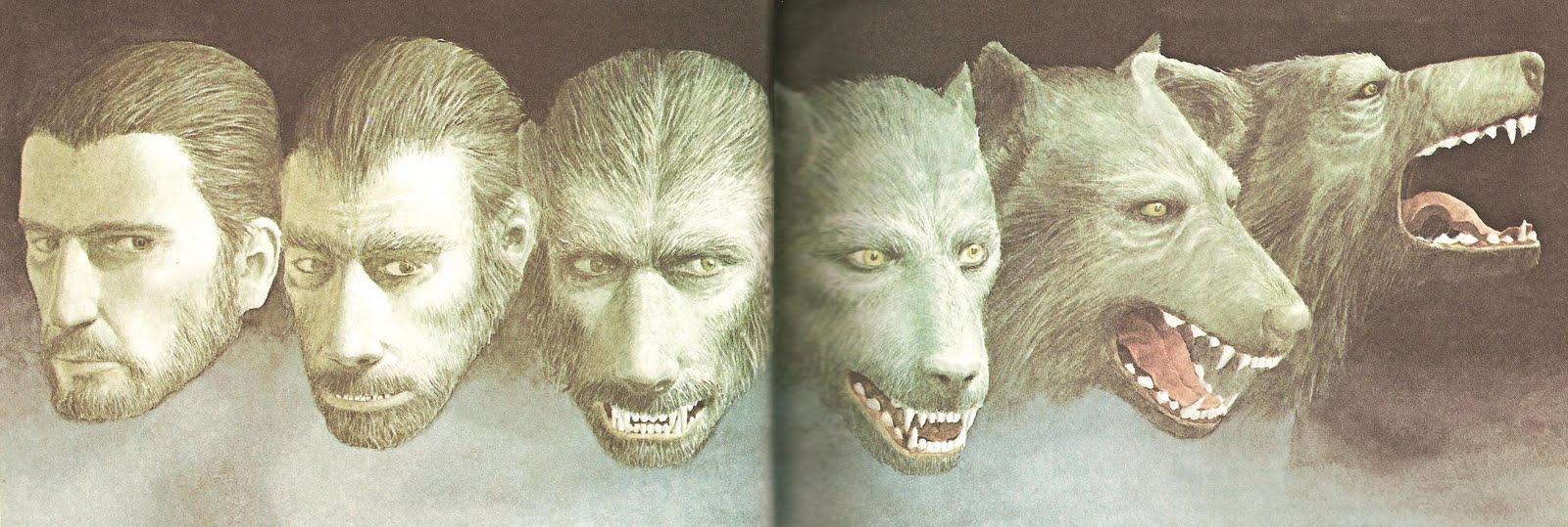 Werewolf Anime Transformation Werewolf Transformation