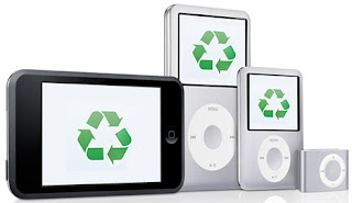 ipod recycle