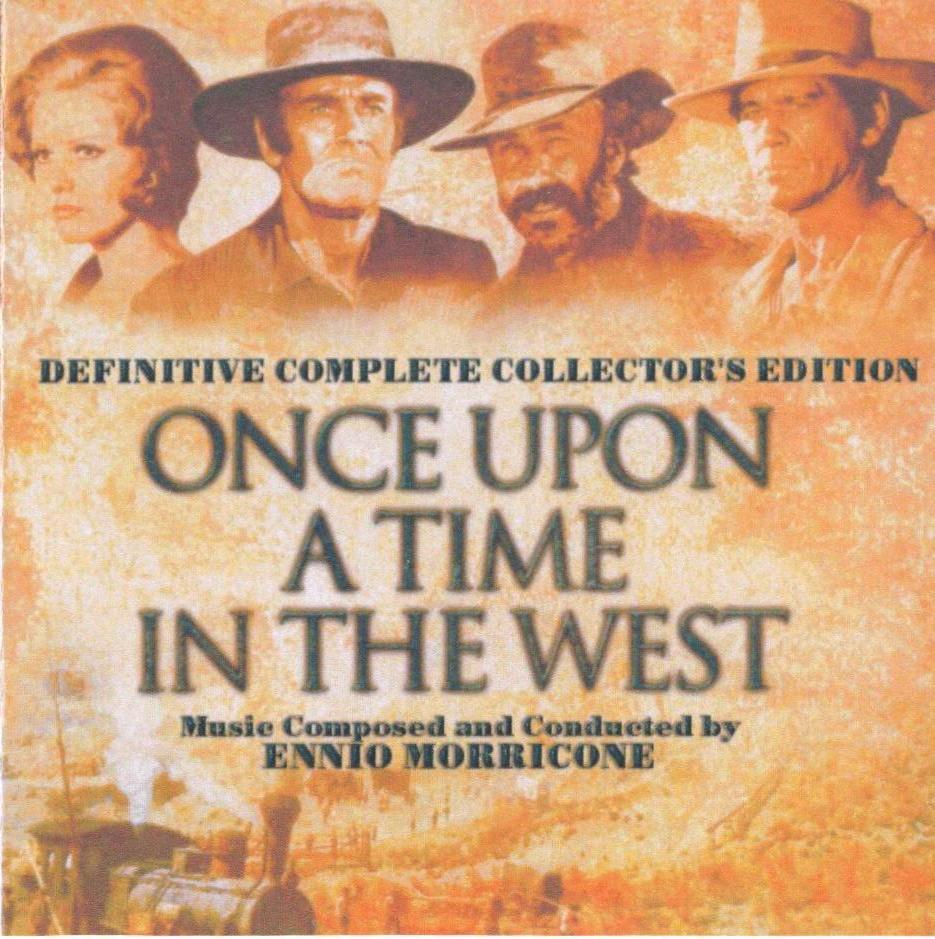Once Upon A Time In The West: IL MAESTRO: November 2014