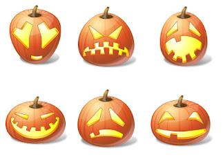 Ícones Halloween